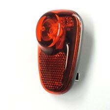 BRIGHT Fahrradrückleuchte Rücklicht LED extra Hell mit Reflektor