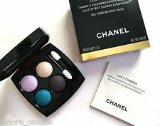 Chanel L.A Sunrise Les 4 Ombres Eyeshadow 262 TISSE BEVERLY HILLS Spring 2016 BN