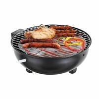 BE NOMAD DOC170N Barbecue électrique de table Noir