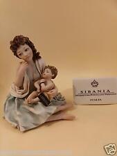 Sibania - Melanie Sibania - Scultura Porcellana Sibania - Statuina Sibania