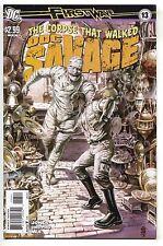 Doc Savage 13 3rd Series DC 2011 NM JG Jones