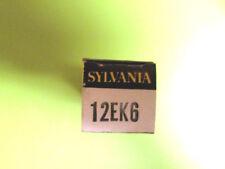 12EK6 SYLVANIA VINTAGE (TUBE), (NEW IN BOX / NEW OLD STOCK).