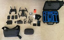 DJI Mavic Air Fly More More Combo Plus Go Professional Case & Accessories