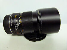 Leica Leitz Elmarit-R 180mm 2.8 E67 Leica R Mount Lens CLEANED SERVICED!