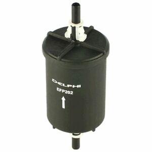 Fuel filter for SAAB 9-3X 2.0 B207R Bi-Fuel Petrol Delphi