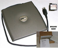 NEW Dell D Bay External DVD-RW CD-RW/DVD-ROM D Series Module Drive CADDY PD01S