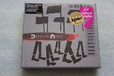 Depeche Mode - Spirit Box + Pin (Deluxe Edition) (CD) NEW RARE ! POLISH STICKERS