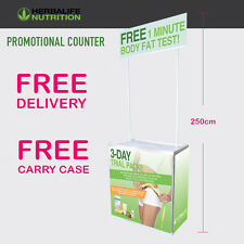 Herbalife Promotional Display Stands -Popup/Portable/Exhibition Stand_3Day Trial