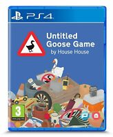 Untitled Goose Game - PS4 PlayStation