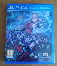 Nights of Azure -  PS4 Pal/Esp