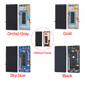 OLED LCD Display Touch Screen Digitizer Assembly±Frame For Samsung Galaxy Note 8