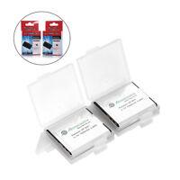 2 x NP-BN1 N Type battery for Sony Cyber-shot NP-BN1 DSC-W570 DSC-W360 DSC-W330L