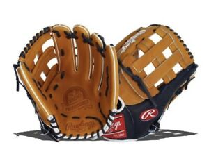 "NWT RAWLINGS PRO PREFERRED – PROS3039-6TN 12.75"" Left Hand Throw BASEBALL GLOVE"