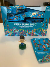1x EURO 2020 Sealed Figurine 3D Players STAMPERS (???Ronaldo, Mbappe, DeBruyne)
