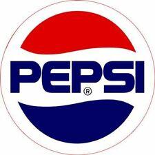VINTAGE Brands Stickers Pepsi Cola