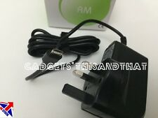 NEW MAINS CHARGER 5V 1A FOR NOKIA HTC SAMSUNG MICRO USB POWER SUPPLY 1000mA  UK