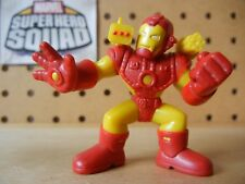 Marvel Super Hero Squad ASSAULT IRON MAN Worn by James Rhodes (War Machine)