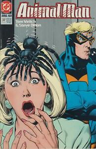 "DC Comics - Animal Man: ""The Zoo at World's End""  No. 37 July 1991"