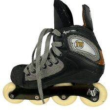 Mission Vibe-2 Roller Hockey Inline Skates Size 4D