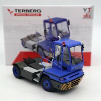 Terberg 1:50 Special Vehicles YT182 Trailer Diecast Models Toys Car Metal Blue