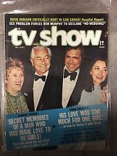 TV SHOW MAGAZINE MARCH 1960 ASK PAT BOONE CAMPAIGN AGAINST DEBBIE REYNOLDS