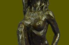 Huge Sale Nude Abstract Woman Bronze Sculpture Statue Modern Figure Figurine