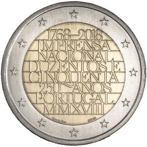 #RM# 2 EURO COMMEMORATIVE PORTUGAL 2018 - COIN HOUSE