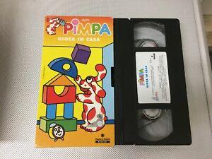 VHS PIMPA GIOCA IN CASA FRANCO PANINI (MIS)