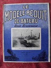 ►Modélisme Le Modèle réduit de Bâteau 59 de 1954 avec plan Porte avion US Navy
