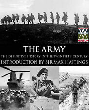 NEW BOOK The British Army: The Definitive History of the Twentieth Century War