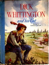 Dick Whittington & His Cat illustrated by Busoni 1941