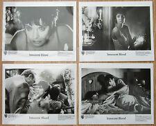 Anne Parillaud  John Landis INNOCENT BLOOD(1992) Original press release photos.