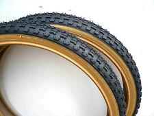 Cruiser 20x1.75 Black Bicycle Tires Comp3 BMX 2xTires/&Tubes