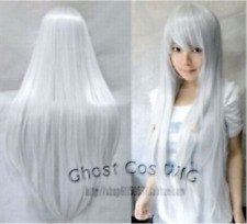 "80CM/32"" Long straight Cosplay Fashion Wig heat resistant 16 colors"
