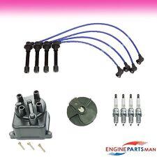 TK0002-07 : Fits 96-00 Honda Civic CX DX LX 1.6L Tune Up Kit Cap Rotor Plug Wire