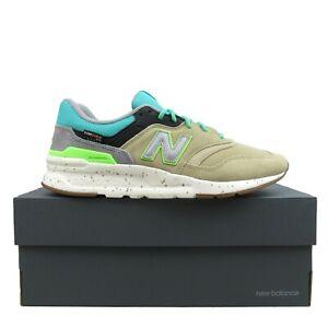 New Balance 997H Cordura Tidepool Athletic Shoes NEW CM997HJO Mens Multi Size