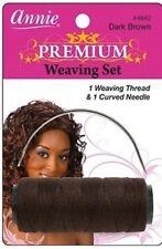 Annie Premium Haar Weben Set, dunkelbraun