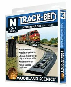 Woodland Scenics ST1475 N Gleisbett - Rolle 730X3,2X0,3 cm
