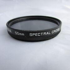 Hoya 55mm Spectral Cross Filter (F115)