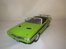 Greenlight  Dodge  Challenger Cabriolet  383  Magnum 1971 (grün) 1:18 ohne Vp.!