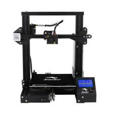 Creality Ender 3 3D Printer Resume Print MK-10 Extruder 220X220X250mm DC 24V 15A