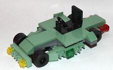 Lego original pièces sable-vert-super-héros voiture-racing-très rare couleur
