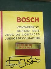 Contact Sets To Fit Heinkel Kabine Tourist Bj. 1958--63 Bosch 1237013019