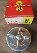 "1961-1970 Ford NOS New 2-9/16"" Diameter Gas Fuel Cap Fiber Seal ""SM"" Stamped"