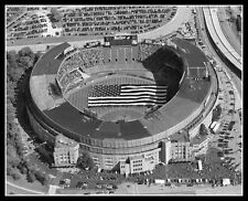 Cleveland Municipal Stadium Photo 8X10 - #4 Indians Browns  Buy Any 2 Get 1 FREE