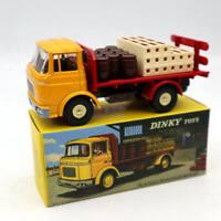 Atlas Dinky toys 588 Truck Plateau Brasseur Berliet GAK Camion Diecast Models