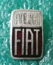 POLISH FIAT  PIN