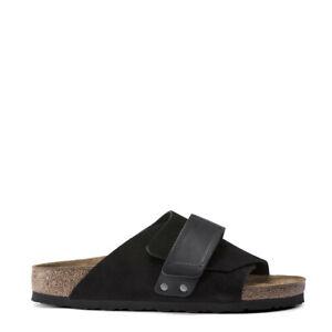 Birkenstock Kyoto VL/NU Reg Sandal Black