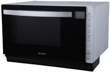 BRAND NEW SHARP MICROWAVE & GRILL- R67BS- 12 AUTO MENUS- FLATBED TECHNOLOGY