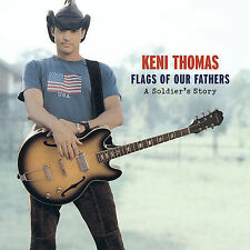 FREE US SHIP. on ANY 3+ CDs! ~Used,Very Good CD Thomas, Keni: Flags of Our Fathe